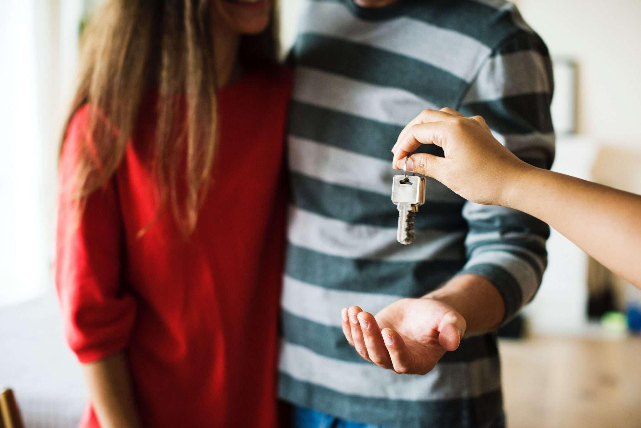 Kiedy odbiorę kluczy do mieszkania?